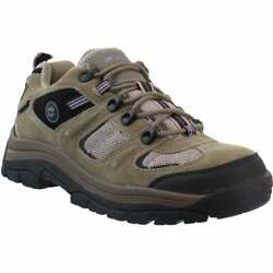 Nevados Klondike Low Hiking Womens Boots Ankle Low Heel 1 2quot; Brown Size $39.99
