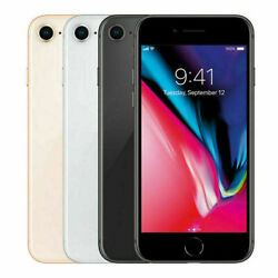 Apple iPhone 8 64GB GSM Factory Unlocked Smartphone GRAY amp; SILVER $159.99