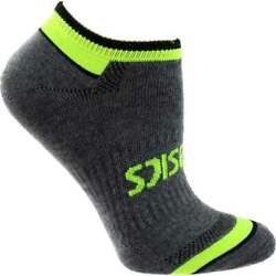 ASICS Tech No Show 6 Pack Mens Socks Athletic No ShowSocks Moisture Wicking $9.99