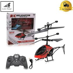 New Mini RC Drone Flying RC Helicopter With Remote Control Aircraft Upgrade 2021 $24.99