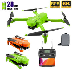 JJRC X17 5G Wifi FPV Drone 6K GPS with 2 Axis Gimbal Camera 1KM RC Quadcopter $206.20