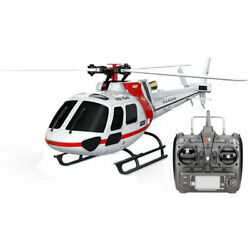 XK K123 6CH Brushless AS350 Scale RC Helicopter RTF Mode 2 $179.99