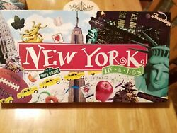 New York in a Box Late for the sky game Mint Condition $5.00