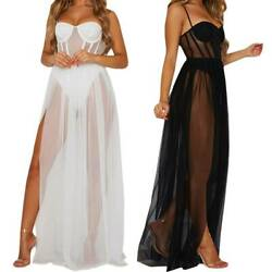 New Womens Lady Sexy Fashion Maxi Long Dress Prom Party Casual Fancy Dresses $10.35