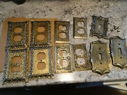 Lot Vintage Mid Modern Switch Plate Covers amp; Outlet Covers $89.99