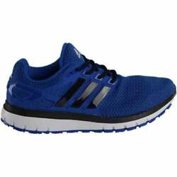 adidas Energy Cloud Mens Running Sneakers Shoes Blue Size 11.5 D $54.99