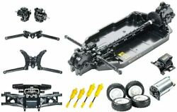 Tamiya No.7 Semi Assemble First Try RC Kit TT 02B Chassis with Neo Scorcher Bod $227.84