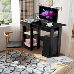 Study Computer Desk 35quot; Home Office Writing Small DeskModern Simple Style Table $54.88