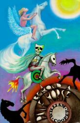 Behold a Pale Horse by William Cooper: New $14.95