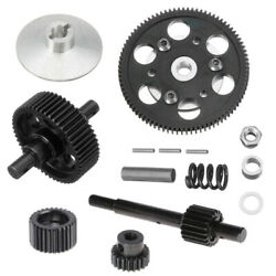 Metal Transmission Gears Set RC Parts for 1 10 RC Rock Crawler Car Axial SCX10 $19.18
