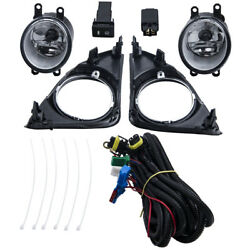 Front Fog Lights Driving LampSwitchWiring Kit For Toyota Corolla 2009 10 $33.98