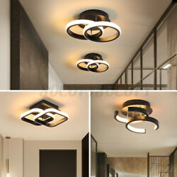 LED Pendant Light Ceiling Light Dimmable Hanging Ceiling Lamp 45W Bedroom Room $22.69