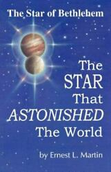 The Star That Astonished the World $25.75