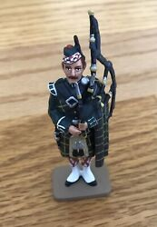 1970 To Now King And Country Gordon Highlander Piper Mint $49.00