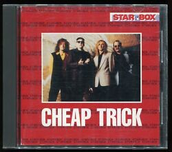 Cheap Trick Star Box JAPAN Only CD Limited Edition 1993 ESCA 5861 $24.99