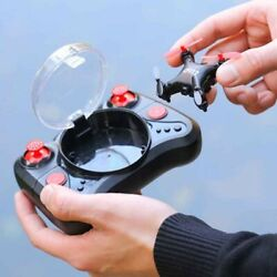 Mini Drone HD Camera Pocket WiFi Indoor Outdoor Powerful Battery Extra 480P 4K $44.14