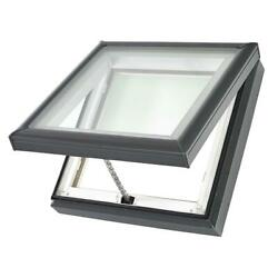 Velux Vented Skylight 30 1 2 in. x 30 1 2 in. Fresh Air Tempered Low E3 Glass.