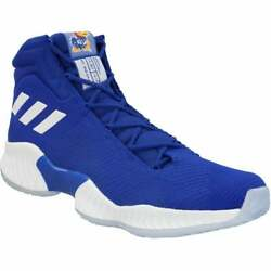 adidas Sm Pro Bounce 2018 Team Bdy Mens Basketball Sneakers Shoes Casual $46.95
