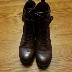 S O Womens Boots Size 8 1 2 $12.00