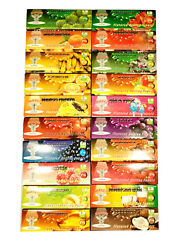 10 Packs HORNET 1.25quot; Flavored Rolling Papers USA Seller $8.49