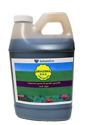 Grassna All in One Liquid Lawn Fertilizer Product of USA $29.00