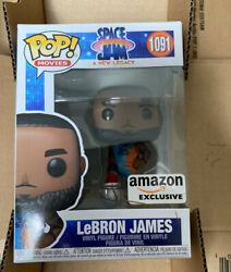 Funko Pop Movies: Space Jam A New Legacy Lebron James pre order $26.99