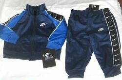 NWT Boys 12 Months NIKE 2 Pc Outfit Set Pants amp; Jacket NEW $19.95