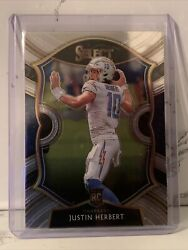 2020 Panini Select Football Justin Herbert Concourse Rookie RC Chargers $75.00