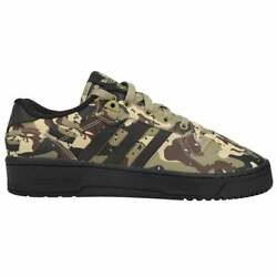 adidas Rivalry Low Lace Up Mens Sneakers Shoes Casual $79.99