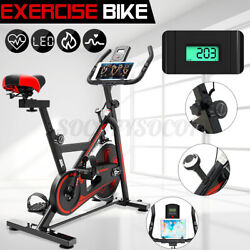 Indoor Cycling Bike Stationary Exercise Bike Home Cardio Workout Cycling Machine $185.59