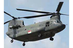 Forces of Valor 1 72 CH 47SD Chinook Helicopter RSAF 127 Sqn $68.99