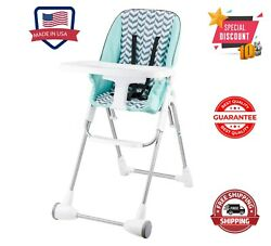 The New High Chair Symmetry Evenflo Free shipping $69.99