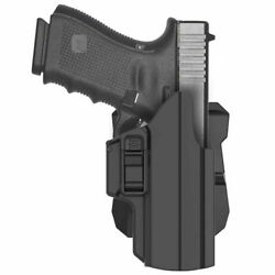 IPSC Universal Holster For Beretta PX4 APX Glock 19 26 31 33 45 Sig P320 CZ P07 $18.34