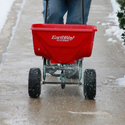 Earthway 2030P Plus Deluxe Estate Broadcast Seed and Lawn Fertilizer Spreader $96.69