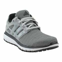 adidas Energy Cloud Womens Running Sneakers Shoes Grey $39.99