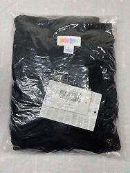 LuLaRoe Ana Dress Solid Black Size Large