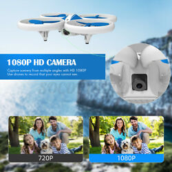 1080P Drones with Camera WiFi FPV Quadcopter with Camera Live Video Gift Toys $55.13