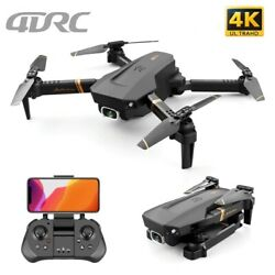 4K RC Drone GPS 2K Camera 5G WIFI Foldable Altitude Hold Durable RC Quadcopter $44.13
