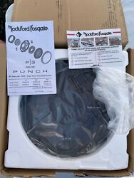Rockford Fosgate PUNCH Subwoofer Shallow Dual 4 OHM 12quot; P 3 $199.99