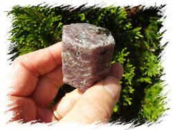 700ct CARAT RED RUBY CRYSTAL WITH TRIANGLE RECORD KEEPERS $45.00