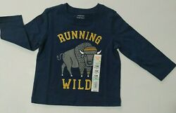 Boys 12 Month Long Sleeve Jumping Bean T Shirt $10.00