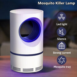USA Bedroom USB Mosquito Killer Lamp Electric Pest Repeller Zapper Insect Traps $6.64