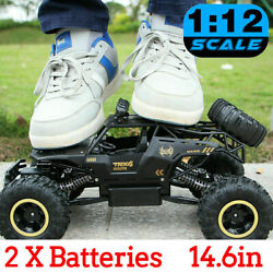 1:12 4WD RC Car Monster Truck Off Road Vehicle Remote Control Children Gift Toys $36.99