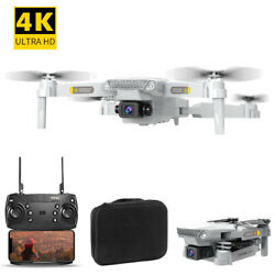 2020 mini Drones With Camera Hd Wifi 4K 6kK drone Quadcopter Toys Rc Helicopter $44.35