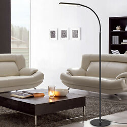 Modern Adjustable Standing Lamp with Remote and Touch Control LED Floor Light $50.59