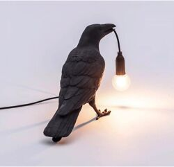 Lucky Bird Table Lamp Led Lamp Living Room Deco Bedroom Lamps Indoor Lighting up $47.00