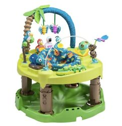 Evenflo Exersaucer Triple Fun Bouncing Activity Saucer Teaming With Colorful Toy $199.99