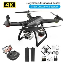 Holy Stone HS700D RC Drone With 4K HD Camera FPV GPS Quadcopter Brushless Motor $219.99