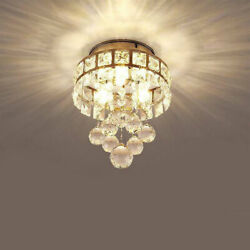 Crystal Chandeliers Modern Contemporary Pendant Ceiling Chandelier Lighting LED $41.00