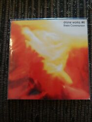BASS COMMUNION DRONE WORKS #6 CD LIKE NEW RARE OOP IMPORT CDR $29.99